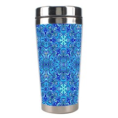 Oriental Pattern 02b Stainless Steel Travel Tumblers by MoreColorsinLife