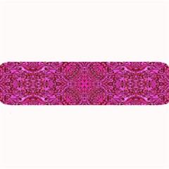 Oriental Pattern 02c Large Bar Mats by MoreColorsinLife