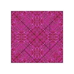 Oriental Pattern 02c Acrylic Tangram Puzzle (4  X 4 )