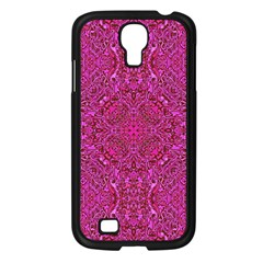 Oriental Pattern 02c Samsung Galaxy S4 I9500/ I9505 Case (black) by MoreColorsinLife