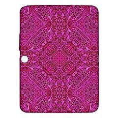 Oriental Pattern 02c Samsung Galaxy Tab 3 (10 1 ) P5200 Hardshell Case  by MoreColorsinLife