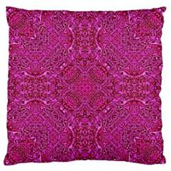 Oriental Pattern 02c Standard Flano Cushion Case (two Sides) by MoreColorsinLife