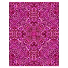 Oriental Pattern 02c Drawstring Bag (large) by MoreColorsinLife