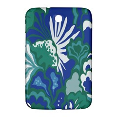 Tropics Leaf Bluegreen Samsung Galaxy Note 8 0 N5100 Hardshell Case  by Mariart