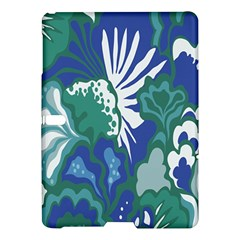 Tropics Leaf Bluegreen Samsung Galaxy Tab S (10 5 ) Hardshell Case  by Mariart
