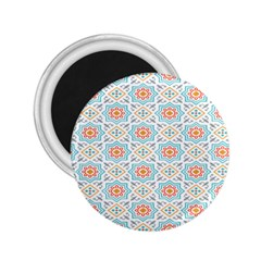 Star Sign Plaid 2 25  Magnets by Mariart