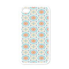 Star Sign Plaid Apple Iphone 4 Case (white) by Mariart