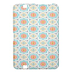 Star Sign Plaid Kindle Fire Hd 8 9  by Mariart