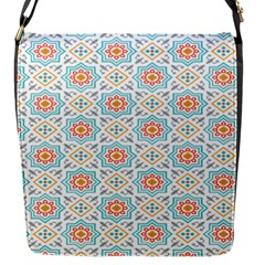 Star Sign Plaid Flap Messenger Bag (s) by Mariart