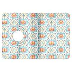 Star Sign Plaid Kindle Fire Hdx Flip 360 Case by Mariart
