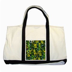 Sign Don t Panic Digital Security Helpline Access Two Tone Tote Bag by Mariart