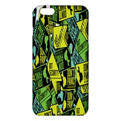 Sign Don t Panic Digital Security Helpline Access Iphone 6 Plus/6s Plus Tpu Case by Mariart