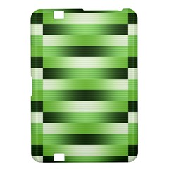 View Original Pinstripes Green Shapes Shades Kindle Fire Hd 8 9  by Mariart