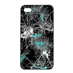 Color Fun 03a Apple Iphone 4/4s Seamless Case (black) by MoreColorsinLife