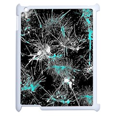 Color Fun 03a Apple Ipad 2 Case (white) by MoreColorsinLife