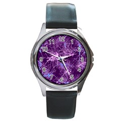 Color Fun 03c Round Metal Watch