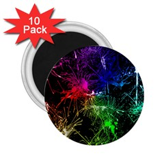 Color Fun 03b 2 25  Magnets (10 Pack)  by MoreColorsinLife