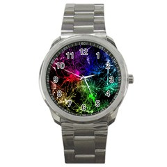 Color Fun 03b Sport Metal Watch