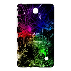 Color Fun 03b Samsung Galaxy Tab 4 (7 ) Hardshell Case  by MoreColorsinLife