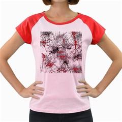 Color Fun 03d Women s Cap Sleeve T Shirt by MoreColorsinLife