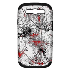 Color Fun 03d Samsung Galaxy S Iii Hardshell Case (pc+silicone) by MoreColorsinLife