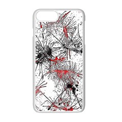 Color Fun 03d Apple Iphone 7 Plus White Seamless Case by MoreColorsinLife