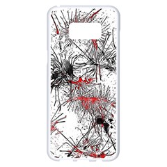 Color Fun 03d Samsung Galaxy S8 Plus White Seamless Case by MoreColorsinLife