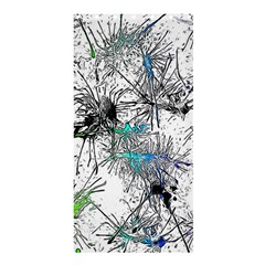 Color Fun 03f Shower Curtain 36  X 72  (stall)  by MoreColorsinLife