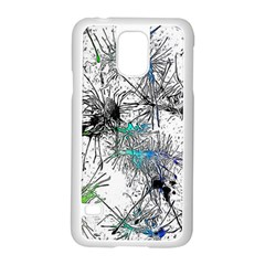 Color Fun 03f Samsung Galaxy S5 Case (white) by MoreColorsinLife