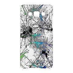 Color Fun 03f Samsung Galaxy A5 Hardshell Case  by MoreColorsinLife