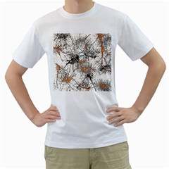 Color Fun 03e Men s T Shirt (white) (two Sided) by MoreColorsinLife
