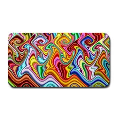 Rainbow Gnarls Medium Bar Mats by WolfepawFractals