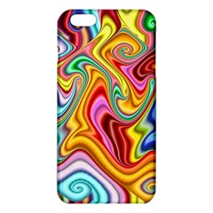 Rainbow Gnarls Iphone 6 Plus/6s Plus Tpu Case by WolfepawFractals