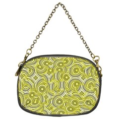 Broken Pattern D Chain Purses (two Sides)  by MoreColorsinLife