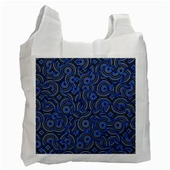 Broken Pattern C Recycle Bag (one Side) by MoreColorsinLife