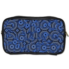 Broken Pattern C Toiletries Bags by MoreColorsinLife