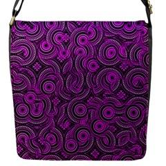Broken Pattern B Flap Messenger Bag (s) by MoreColorsinLife