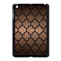 Tile1 Black Marble & Bronze Metal (r) Apple Ipad Mini Case (black) by trendistuff