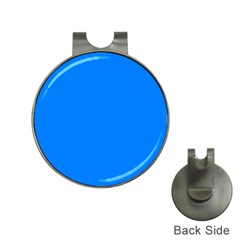 Azure Hat Clips With Golf Markers