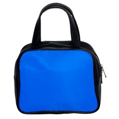 Azure Classic Handbags (2 Sides) by SimplyColor