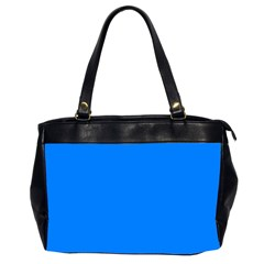 Azure Office Handbags (2 Sides)  by SimplyColor