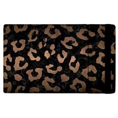 Skin5 Black Marble & Bronze Metal (r) Apple Ipad Pro 9 7   Flip Case by trendistuff