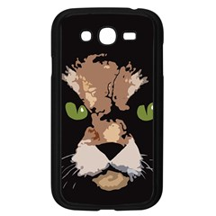 Cat  Samsung Galaxy Grand Duos I9082 Case (black) by Valentinaart