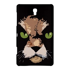 Cat  Samsung Galaxy Tab S (8 4 ) Hardshell Case  by Valentinaart