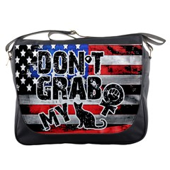 Dont Grab My Messenger Bags by Valentinaart