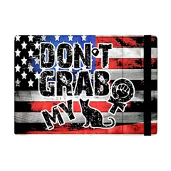 Dont Grab My Apple Ipad Mini Flip Case by Valentinaart