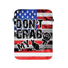 Dont Grab My Apple Ipad 2/3/4 Protective Soft Cases by Valentinaart