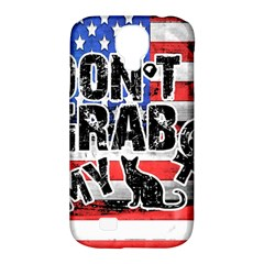 Dont Grab My Samsung Galaxy S4 Classic Hardshell Case (pc+silicone) by Valentinaart