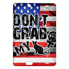 Dont Grab My Amazon Kindle Fire Hd (2013) Hardshell Case by Valentinaart