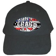Dont Grab My Black Cap by Valentinaart